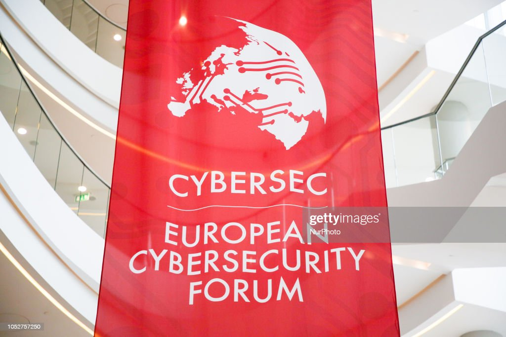 European Cybersecurity Forum in Poland : News Photo