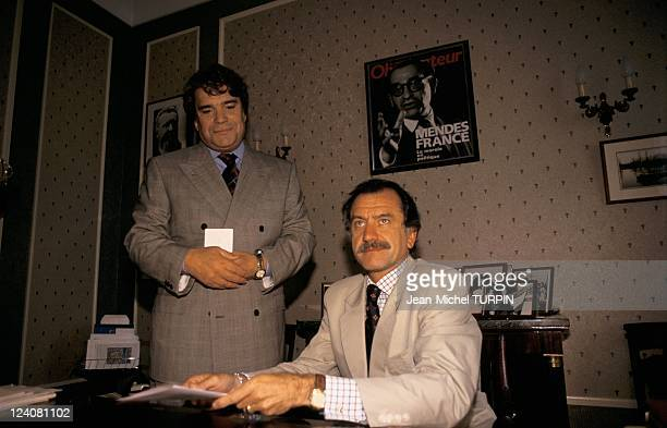 European elections Bernard Tapie in the southwest In France On May 18 1994 Bernard Tapie and Noel Mamere