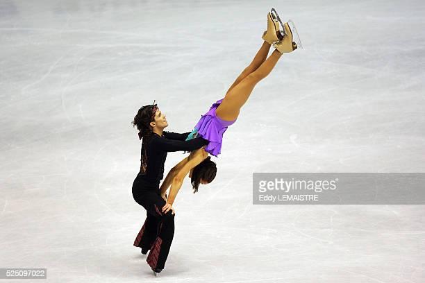 European Figure Skating Championships 2006 Ice Dancing Free Dance Sinead Keer and John Kerr