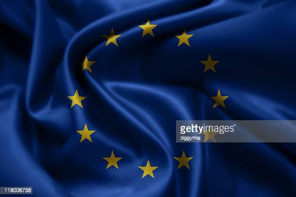 3 D europäische Flagge XXXL
