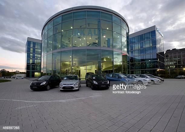 HYUNDAI European Headquarter