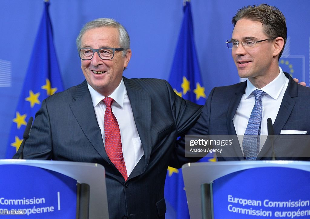 European Fund for Strategic Investments (EFSI) agreement : News Photo