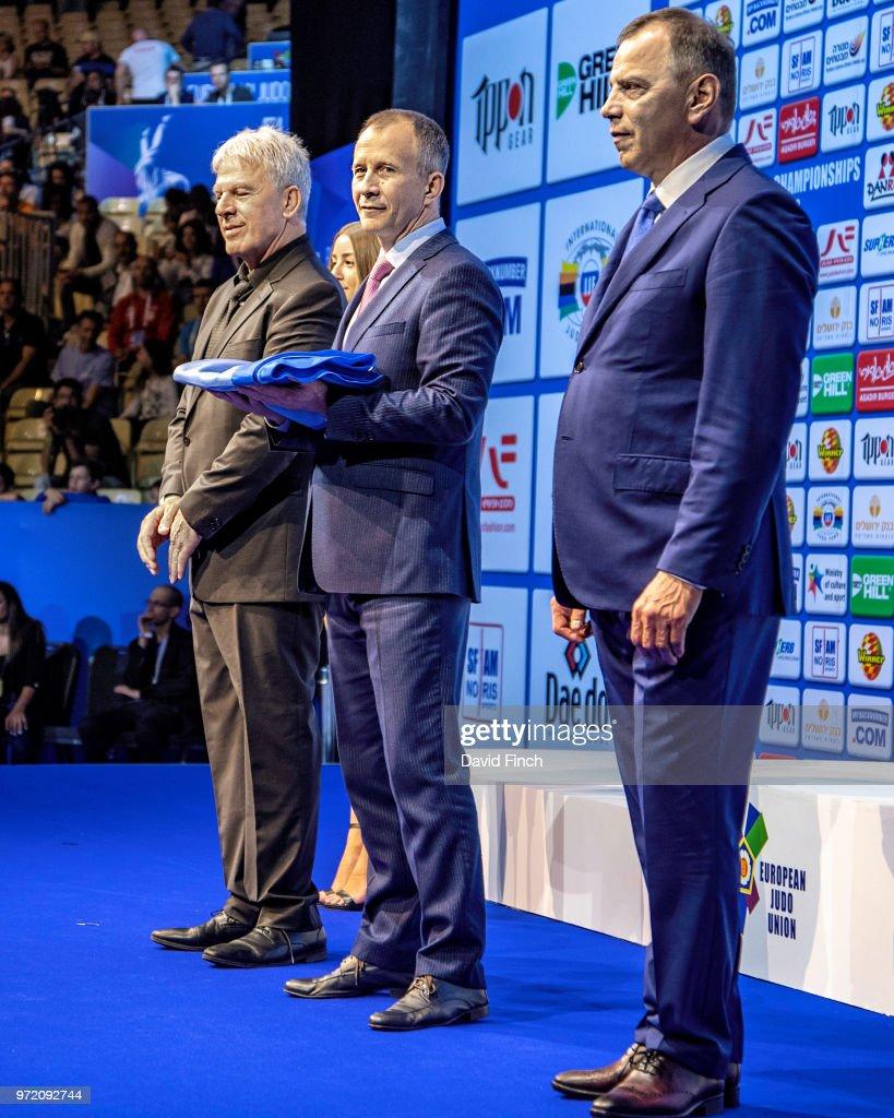2018 Tel Aviv European Judo Championships (26-28 April) : News Photo