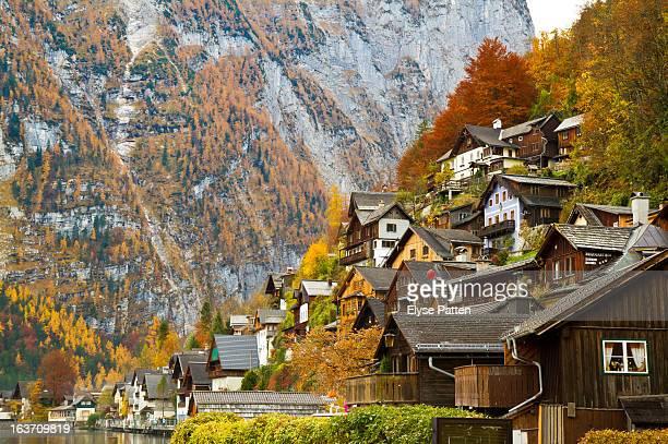 European Mountain Village