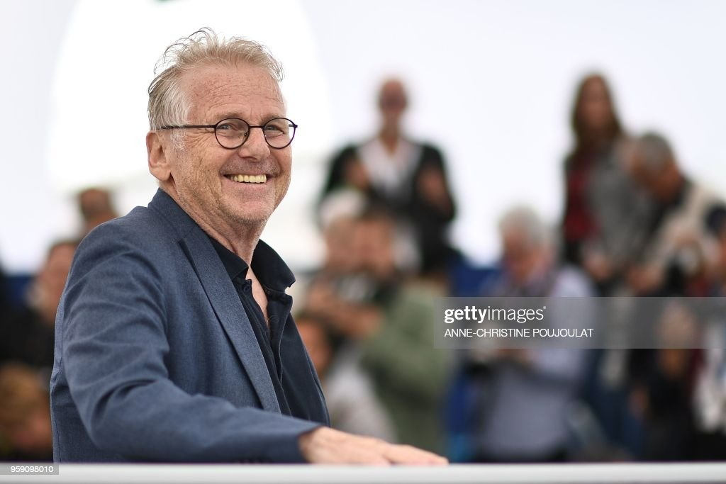 """""""La Traversee"""" Photocall - The 71st Annual Cannes Film Festival"""