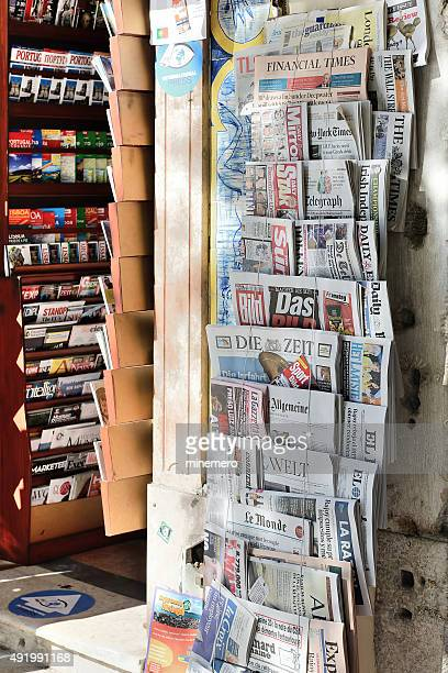 European newpapers