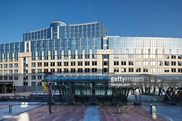 Europäische Parlament, Brüssel