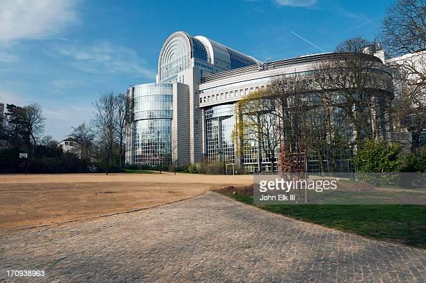 european parliament - european parliament stock pictures, royalty-free photos & images