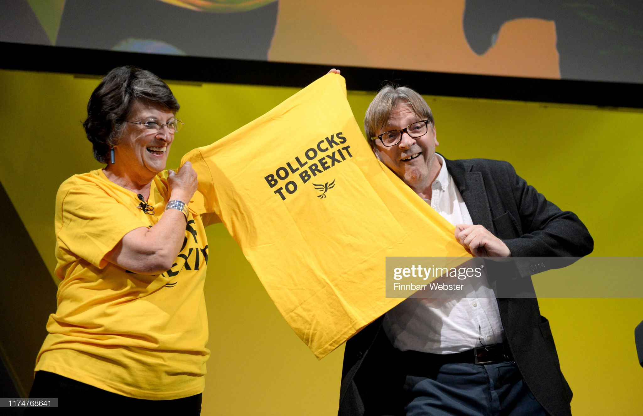 The 2019 Liberal Democrat Conference Begins In Bournemouth : News Photo