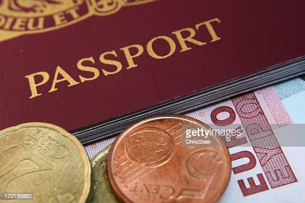 European Passport and Euro