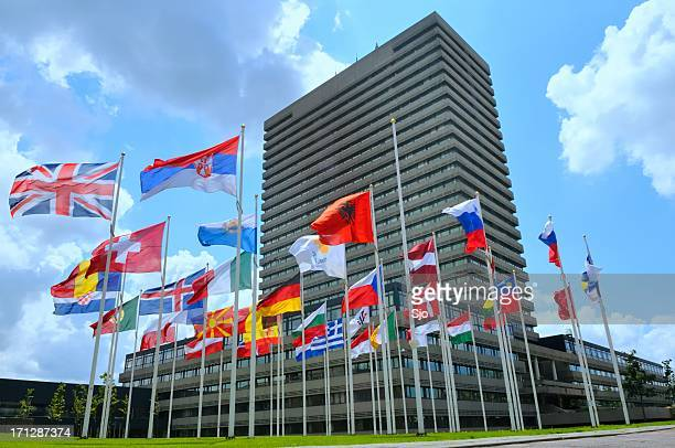 european patent office - copyright stock photos and pictures