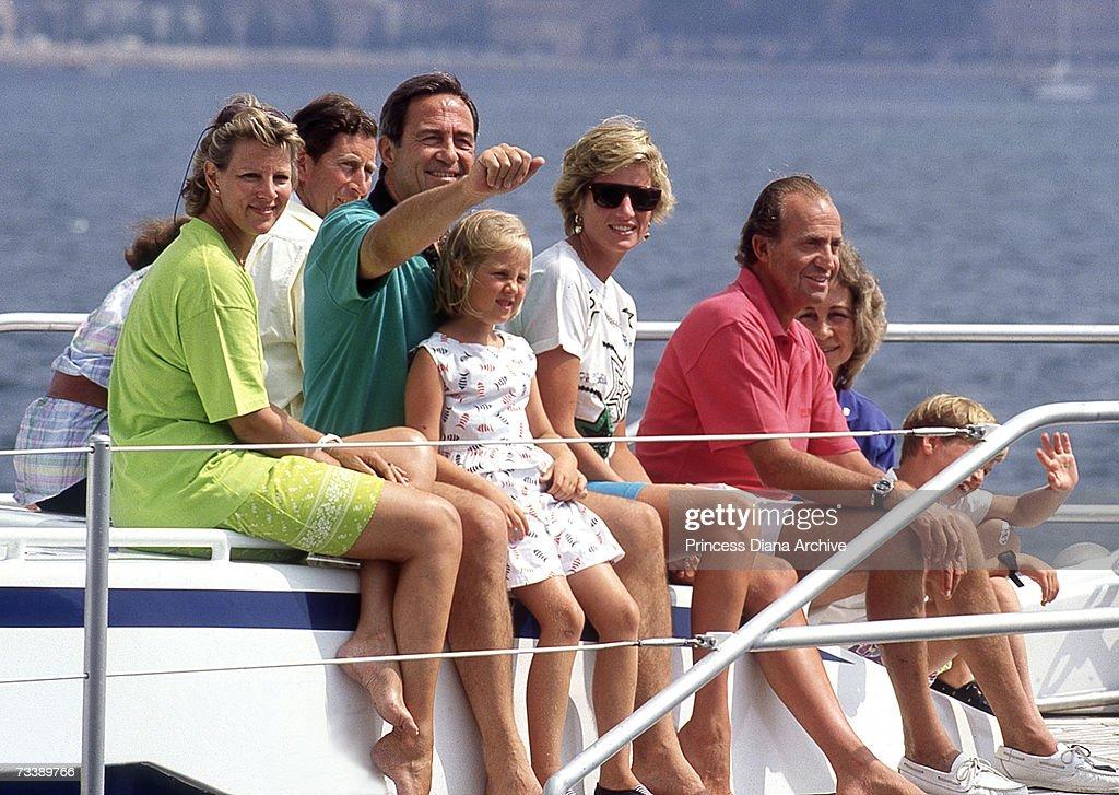 European Royalty : News Photo