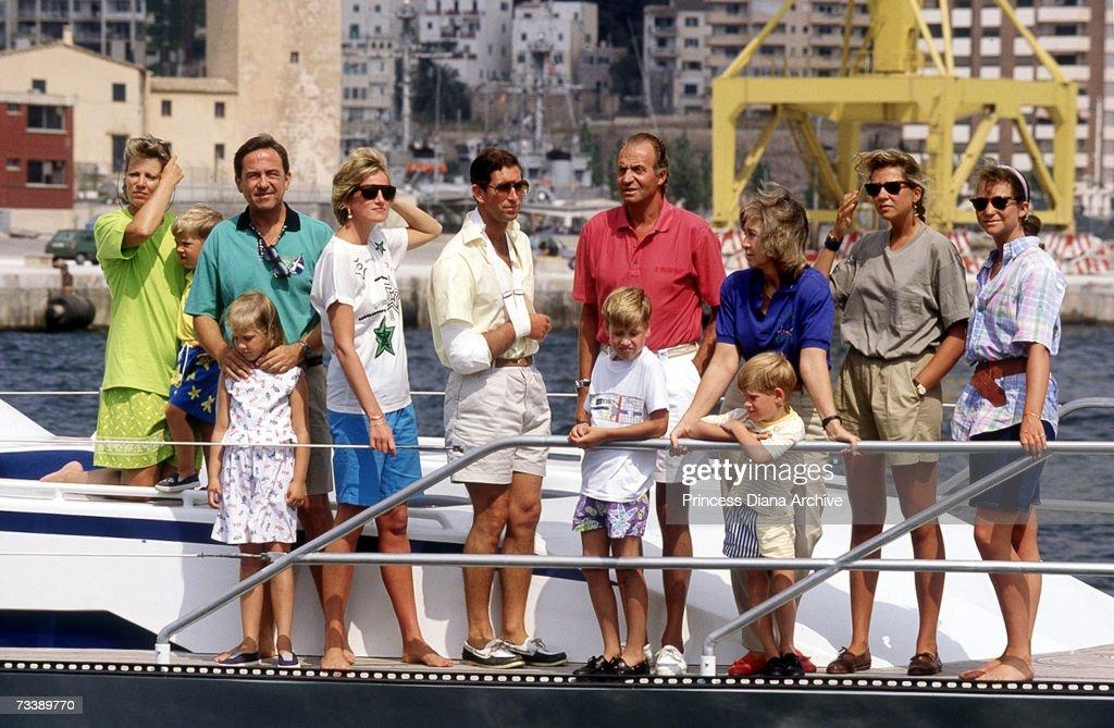 European Royals : News Photo