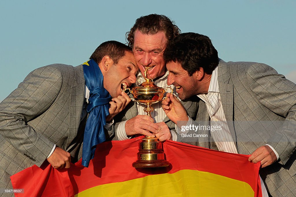 Singles Matches-2010 Ryder Cup