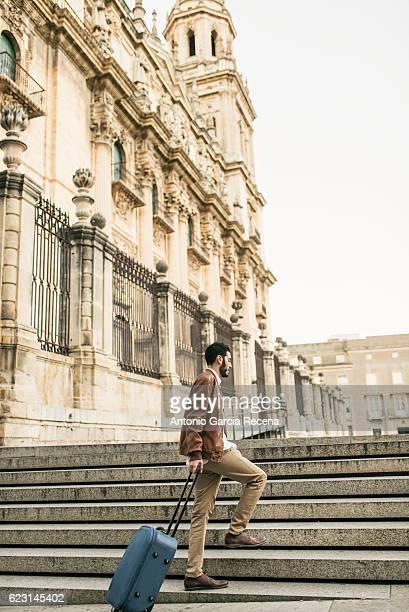 European Tourist