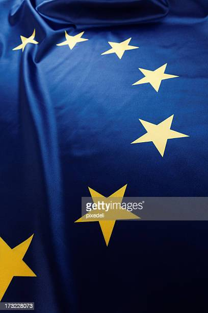 european union flag - european union flag stock photos and pictures