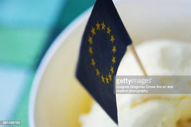 european union flag - gregoria gregoriou crowe fine art and creative photography - fotografias e filmes do acervo