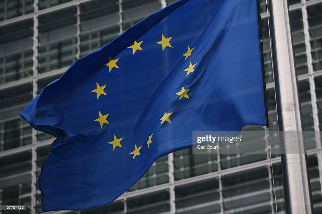 Prime Minister David Cameron Tries To Take A Harder Line with Europe : News Photo