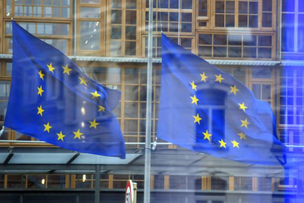 BEL: European Union Headquarters During Final Brexit Negotiations