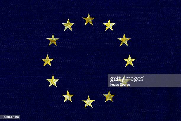 european union logo - european union flag stock photos and pictures