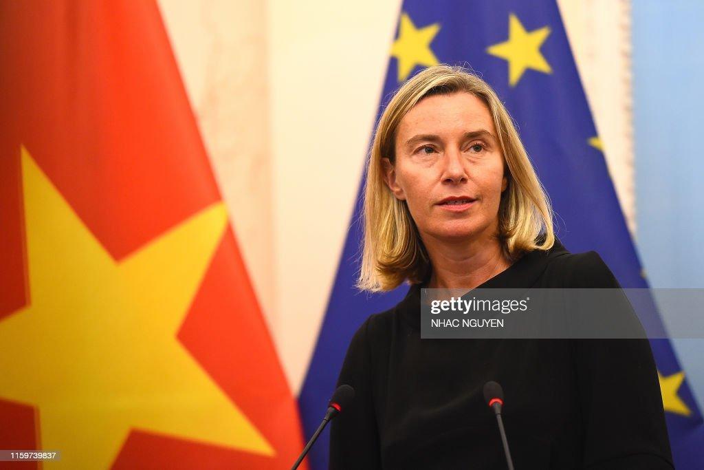 VIETNAM-EU-DIPLOMACY : News Photo