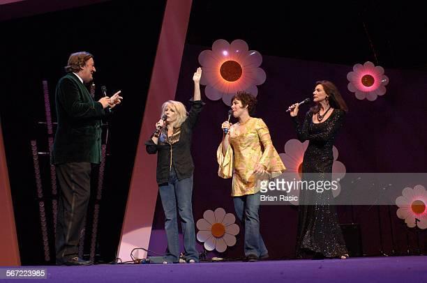Europride 2006 The Show' Concert Royal Albert Hall London Britain 02 Jul 2006 Stephen Fry Jennifer Saunders Ruby Wax And Belinda Lang