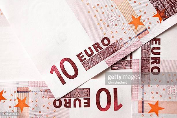10 Euro-Banknoten