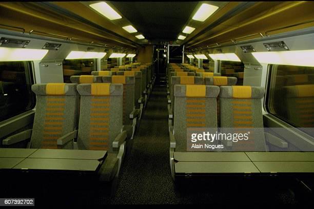 Eurostar the CrossChannel TGV