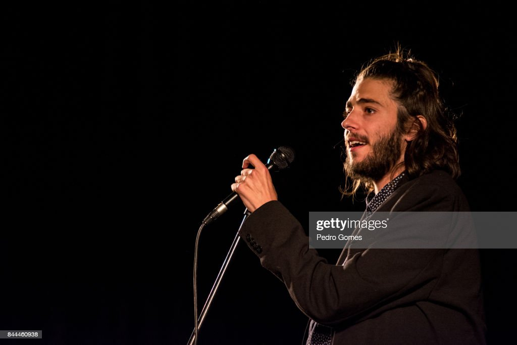 Salvador Sobral Last Performance In Cascais