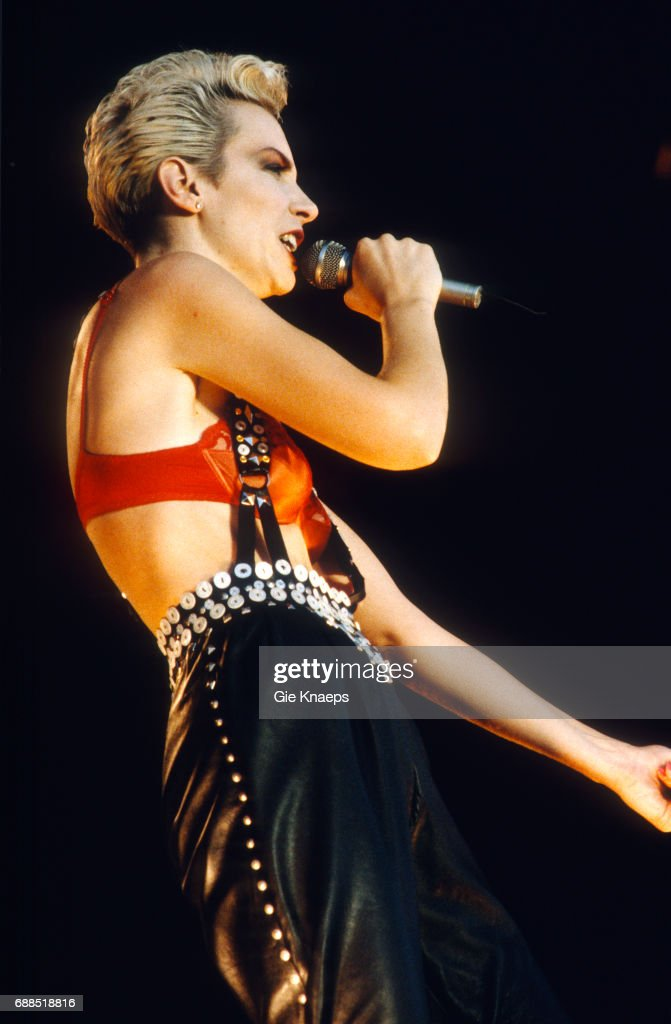 Eurythmics : News Photo