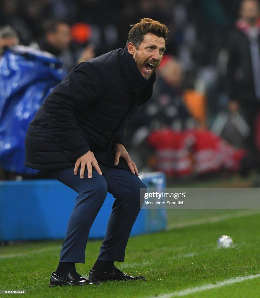 Udinese v AS Roma - Serie A : News Photo