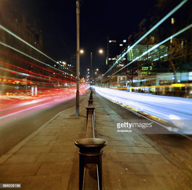 Euston Road, London