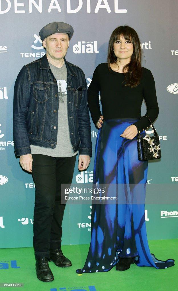 Cadena Dial Awards 2017 - Red Carpet : News Photo