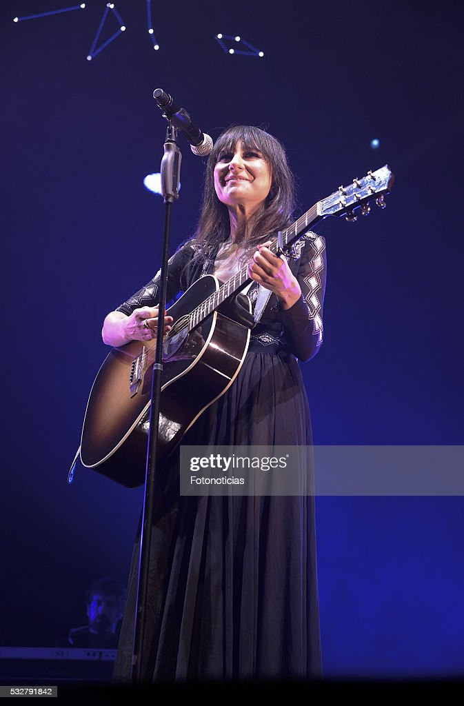 Amaral Perform in Concert in Madrid : News Photo