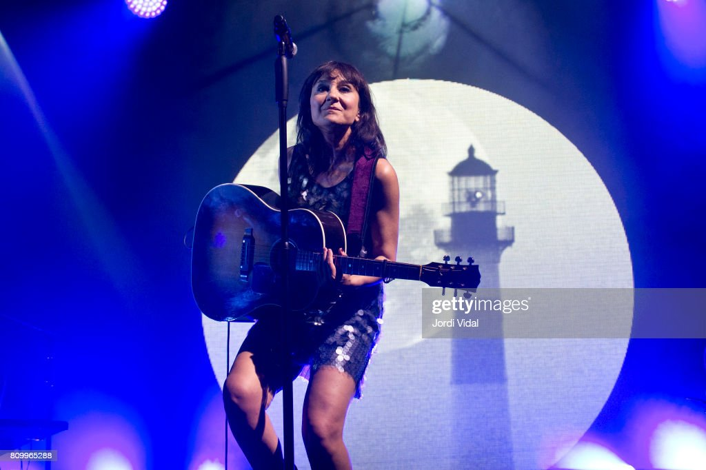 Amaral Perform in Concert in Barcelona : News Photo
