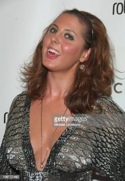 Eva Amurri arrives to Roberto Cavalli's Halloween Party at Cipriani 42nd Street in New York City on October 31 2007
