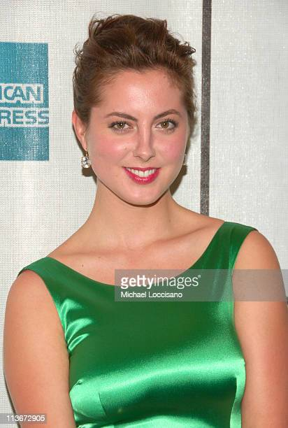 Eva Amurri during 6th Annual Tribeca Film Festival The Education of Charlie Banks Premiere at Chelsea Clearview Cinemas in New York City New York...