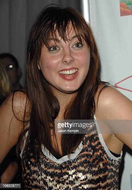 Eva Amurri during Album Release Party For MIKA's Life in Cartoon Motion March 29 2007 at Spotlight Live in New York City New York United States