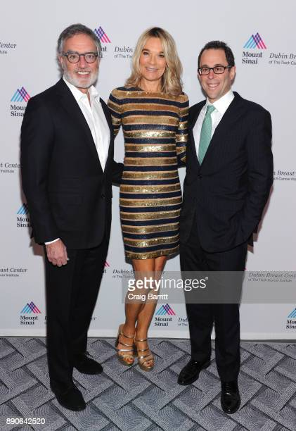 Eva Andersson-Dubin, M.D. And guests attend 2017 Dubin Breast Center Annual Benefit at the Ziegfeld Ballroom on December 11, 2017 in New York City.