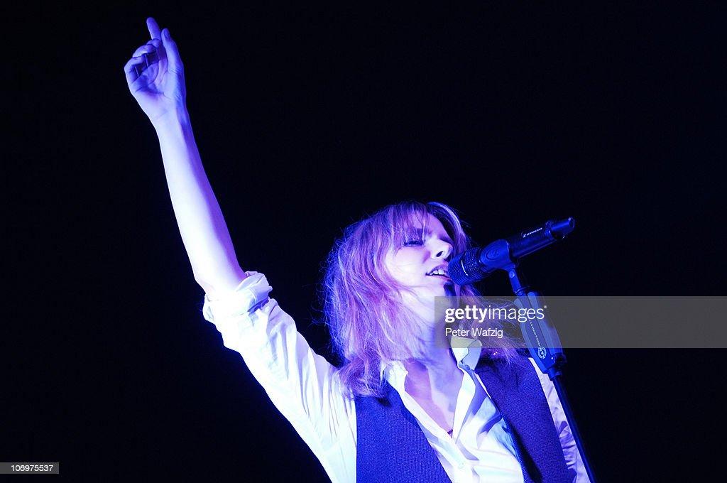 Juli In Concert : Nachrichtenfoto