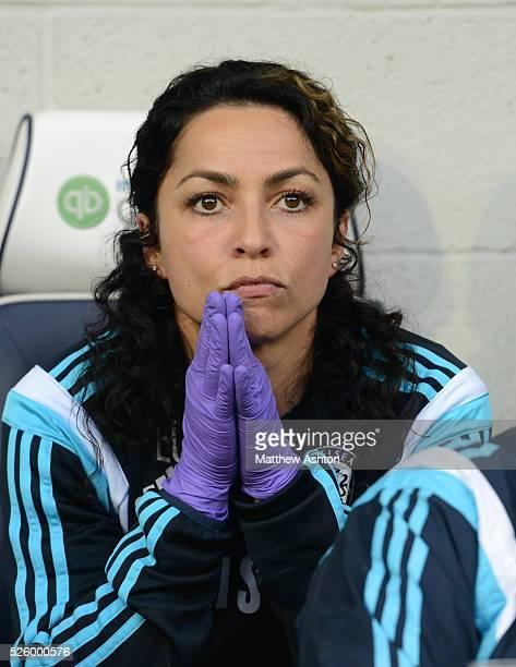 Eva Carneiro First team Doctor of Chelsea