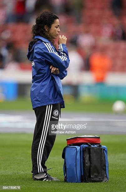 Eva Carneiro reserve team doctor for Chelsea