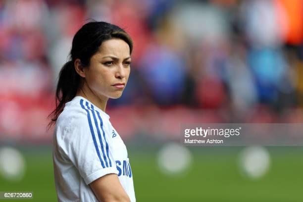 Eva Carneiro the Chelsea doctor
