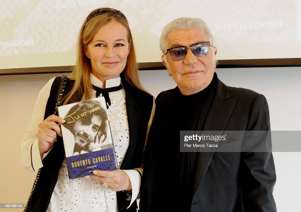 Roberto Cavalli: Just Me Book Presentation Photos and Images | Getty ...