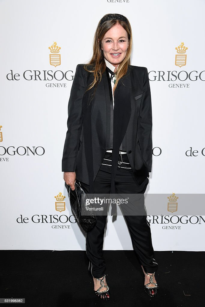 Eva Cavalli attends the De Grisogono Party at the annual 69th Cannes Film Festival at Hotel du Cap-Eden-Roc on May 17, 2016 in Cap d'Antibes, France.