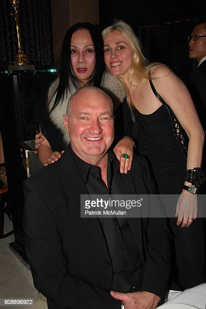 Eva Chow Evi Quaid and Randy Quaid attend GUCCI and INTERVIEW MAGAZINE host premiere and afterdinner for THE DIVING BELL and the BUTTERFLY at...