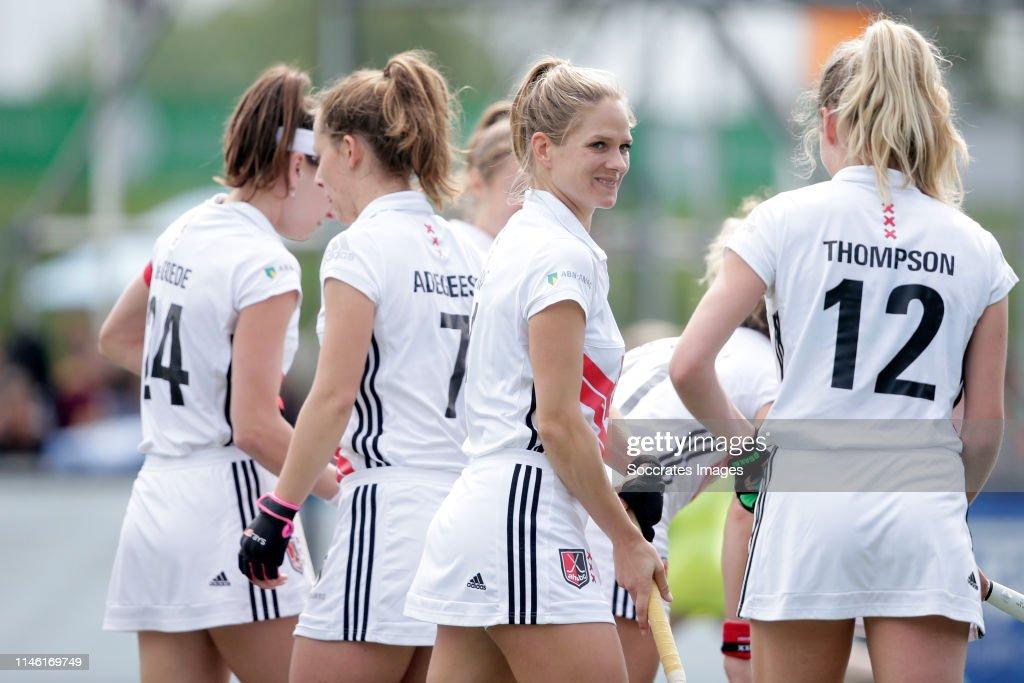 NLD: Den Bosch v Amsterdam - Hoofdklasse Women