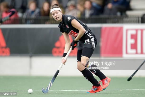 Novias olímpicas presenta: Atletas del hockey y modelos ... |Eva De Goede