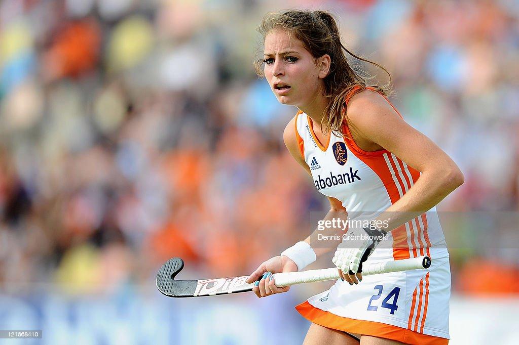 Eva de Goede: 'Dit was een wake-up call' - Hockey.nl |Eva De Goede