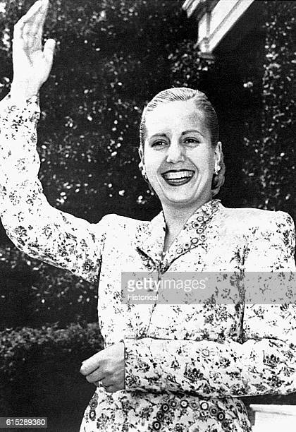 Eva Evita Peron was a radio and screen actress before her marriage to Argentine president Juan Peron As first lady she participated in the government...
